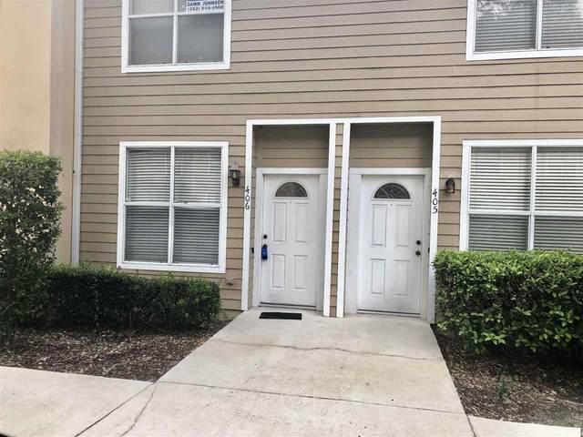 4415 SW 34TH Street #406, Gainesville, FL 32608 (MLS #436294) :: Better Homes & Gardens Real Estate Thomas Group