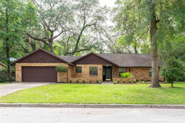 3631 NW 28th Terrace, Gainesville, FL 32605 (MLS #436303) :: Abraham Agape Group