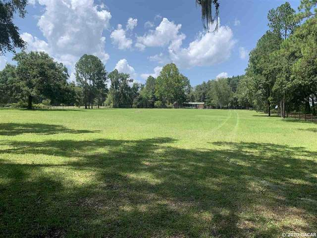 25824 NW 130TH Avenue, High Springs, FL 32643 (MLS #436304) :: Rabell Realty Group