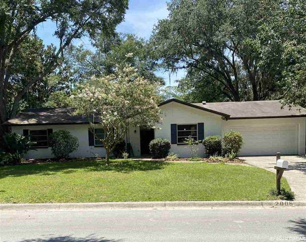 2006 NW 35 Terrace, Gainesville, FL 32605 (MLS #436319) :: Rabell Realty Group