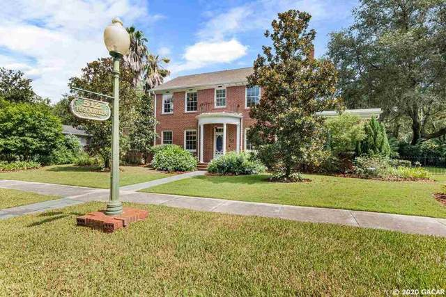 512 NE 10TH Avenue, Gainesville, FL 32601 (MLS #436320) :: Rabell Realty Group