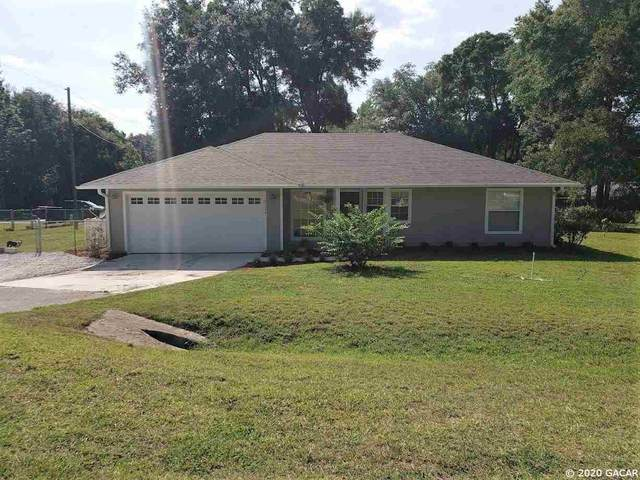 19124 NW 234th Street, High Springs, FL 32643 (MLS #436324) :: Better Homes & Gardens Real Estate Thomas Group