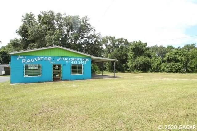 215 SE 4th Avenue, Chiefland, FL 32626 (MLS #436334) :: Abraham Agape Group