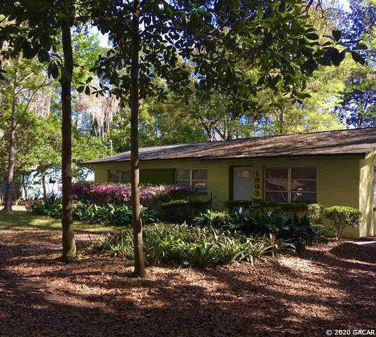 1803 NW 7th Street, Gainesville, FL 32609 (MLS #436340) :: Rabell Realty Group