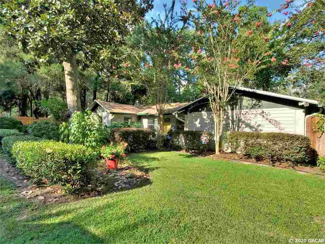 4133 NW 9th Street, Gainesville, FL 32609 (MLS #436382) :: Better Homes & Gardens Real Estate Thomas Group