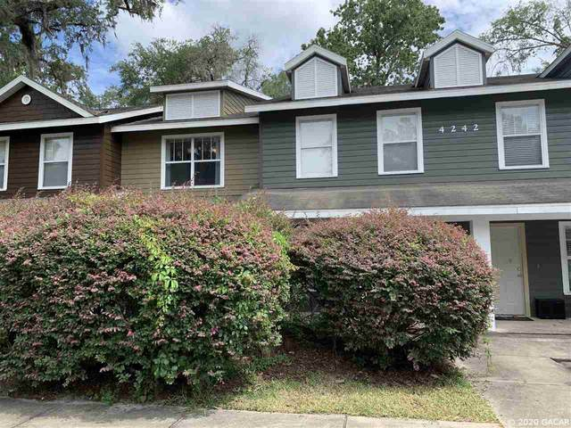 4242 SW 22nd Lane #116, Gainesville, FL 32607 (MLS #436383) :: Better Homes & Gardens Real Estate Thomas Group