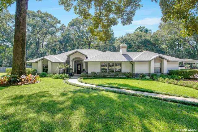 3229 SW 129th Ter, Gainesville, FL 32618 (MLS #436503) :: Rabell Realty Group