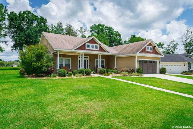 14878 NW 149TH Road, Alachua, FL 32615 (MLS #436529) :: Better Homes & Gardens Real Estate Thomas Group