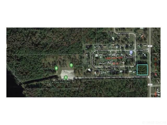 13500 NE County Road 1471, Waldo, FL 32694 (MLS #436652) :: Abraham Agape Group