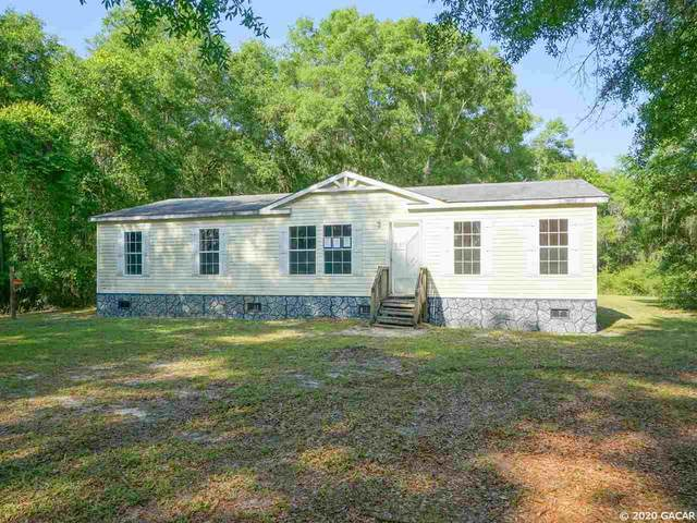 7240 NW 17th Court, Bell, FL 32619 (MLS #436674) :: Better Homes & Gardens Real Estate Thomas Group