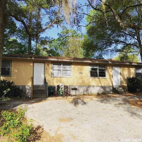 2222 SE 36th Terrace, Gainesville, FL 32641 (MLS #436745) :: Pepine Realty