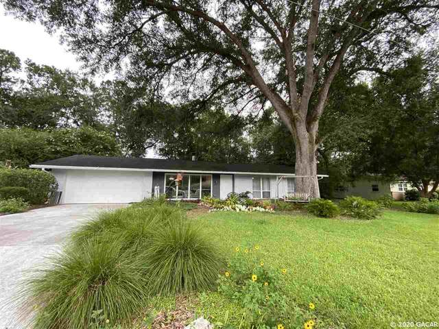 3663 NW 46th Place, Gainesville, FL 32605 (MLS #436763) :: Pristine Properties