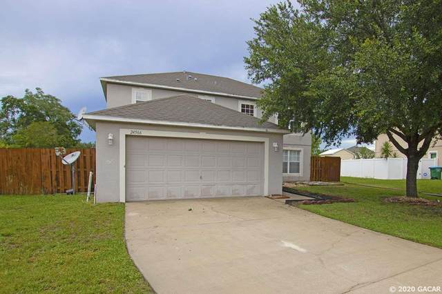 24566 SW 11th Road, Newberry, FL 32669 (MLS #436776) :: Rabell Realty Group