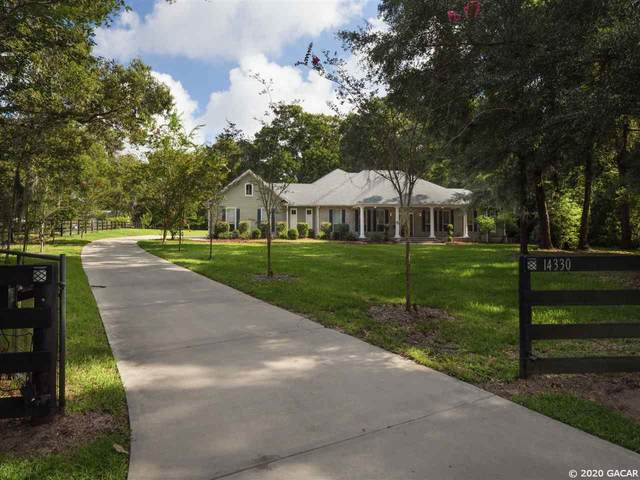 14330 NW 41ST Avenue, Newberry, FL 32669 (MLS #436777) :: Rabell Realty Group