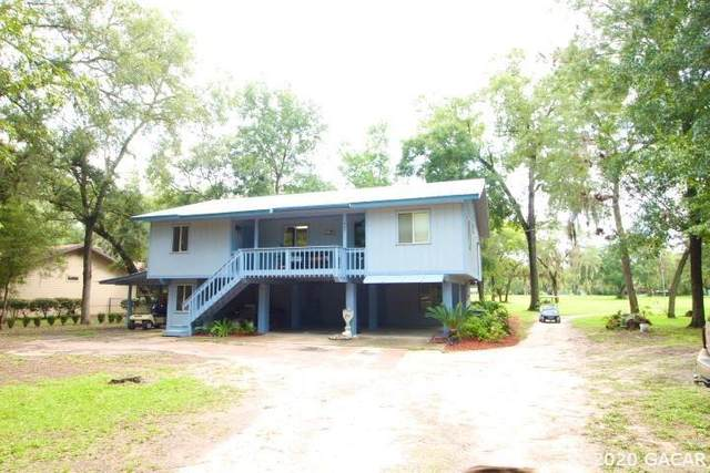 9451 NW 110 Circle, Chiefland, FL 32626 (MLS #436787) :: Pristine Properties
