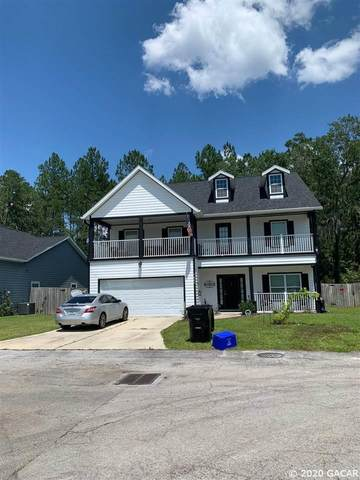 7661 NW 20TH DR Drive, Gainesville, FL 32609 (MLS #436797) :: The Curlings Group