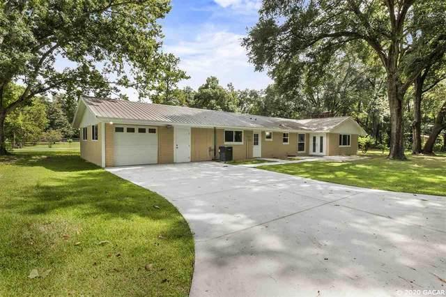 12231 W University Avenue, Newberry, FL 32669 (MLS #436876) :: Rabell Realty Group
