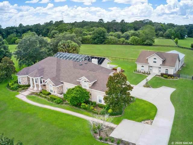 16566 NW 129TH Terrace, Alachua, FL 32615 (MLS #436882) :: Pepine Realty