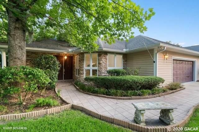 6805 NW 105TH Avenue, Alachua, FL 32615 (MLS #436888) :: Pepine Realty