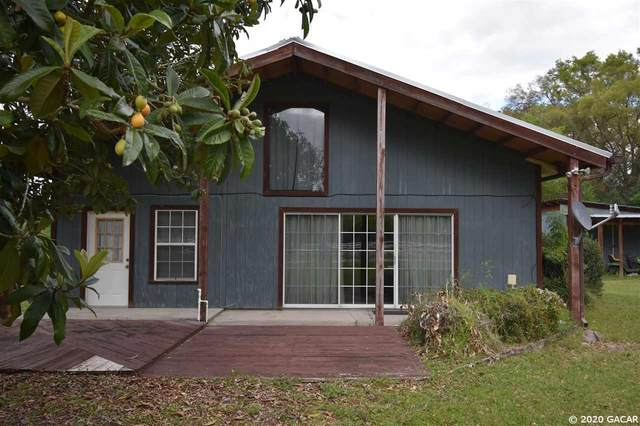 17401 SW 103 Place, Archer, FL 32618 (MLS #436952) :: The Curlings Group