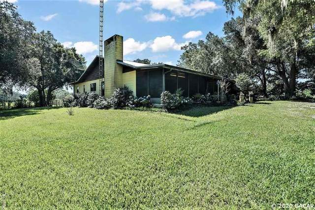 6350 NE 86TH Avenue, Bronson, FL 32621 (MLS #436967) :: Pristine Properties