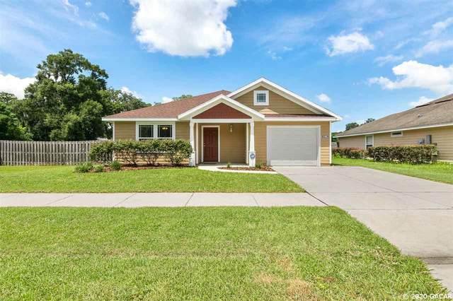 15402 NW 136th Terrace, Alachua, FL 32615 (MLS #436978) :: Pepine Realty