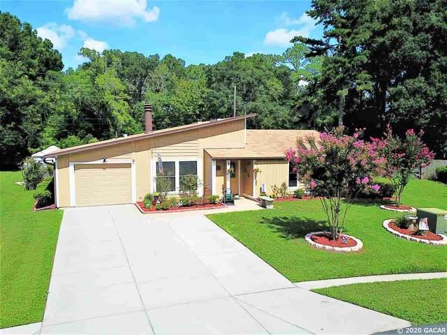 10813 NW 60TH Terrace, Alachua, FL 32615 (MLS #436983) :: Pepine Realty