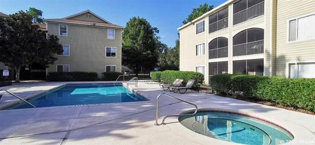 3800 SW 20th Avenue #208, Gainesville, FL 32607 (MLS #437041) :: Pepine Realty