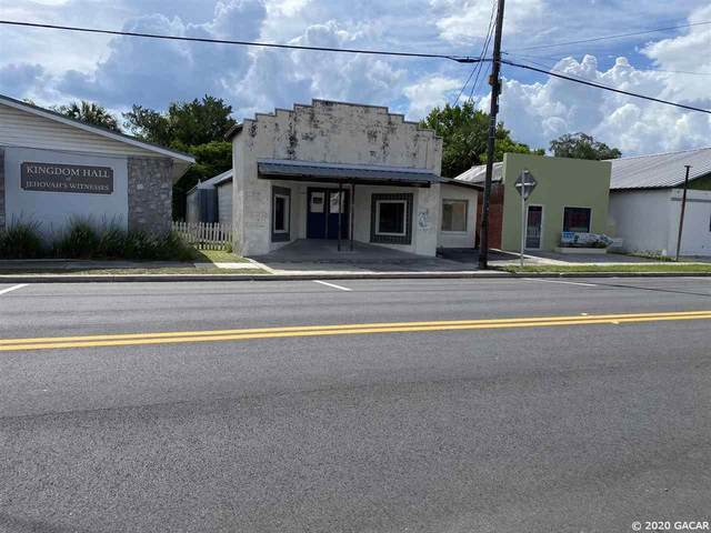 6810 SE 221st Street, Hawthorne, FL 32640 (MLS #437046) :: Pepine Realty