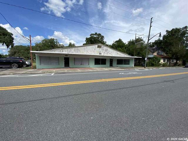 6935 SE 221st Street, Hawthorne, FL 32640 (MLS #437061) :: Pepine Realty