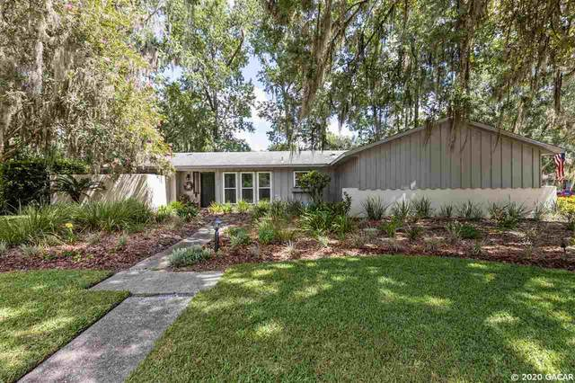 9616 NW 6th Place, Gainesville, FL 32607 (MLS #437067) :: Pepine Realty