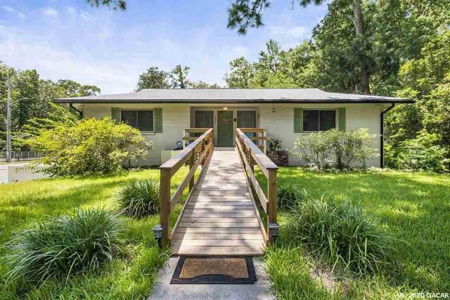 3904 NW 15th Street, Gainesville, FL 32605 (MLS #437068) :: Pepine Realty