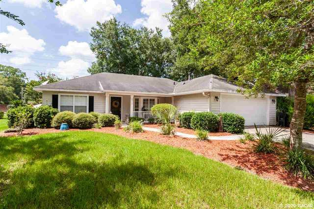 8312 SW 66th Lane, Gainesville, FL 32608 (MLS #437079) :: Pepine Realty