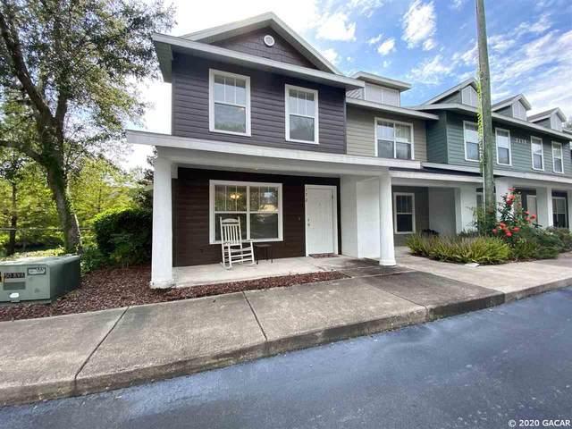 2335 SW 42nd Way #172, Gainesville, FL 32607 (MLS #437099) :: Pepine Realty