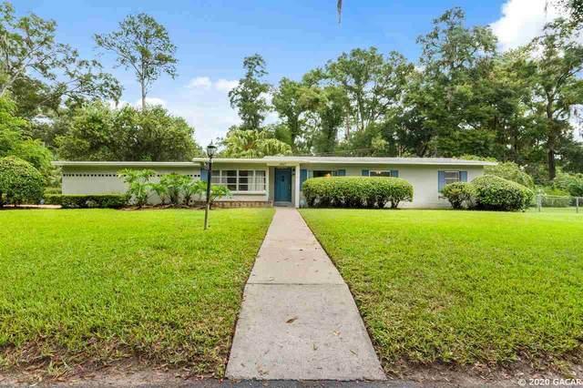 3907 SW 20th Street, Gainesville, FL 32608 (MLS #437101) :: Pepine Realty