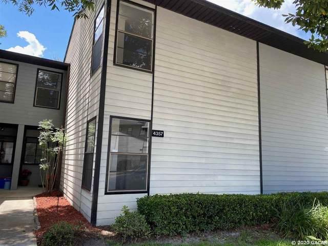 4357 SW 20TH Lane, Gainesville, FL 32607 (MLS #437132) :: Pristine Properties