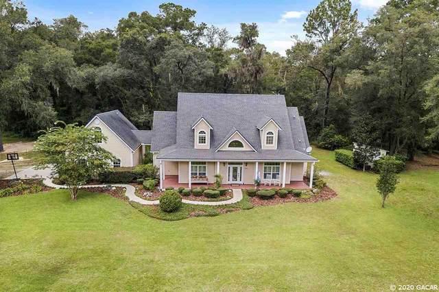 2504 SW 170TH Street, Newberry, FL 32669 (MLS #437156) :: Pristine Properties