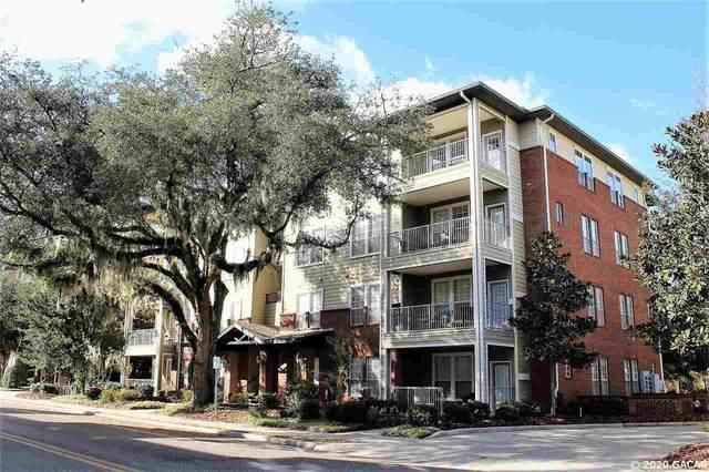 1142 SW 9TH Road #201, Gainesville, FL 32601 (MLS #437167) :: Pristine Properties