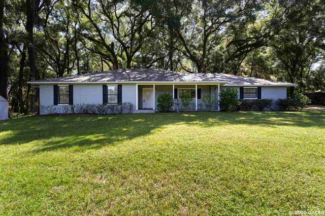 6207 NW 164th Street, Alachua, FL 32615 (MLS #437179) :: The Curlings Group