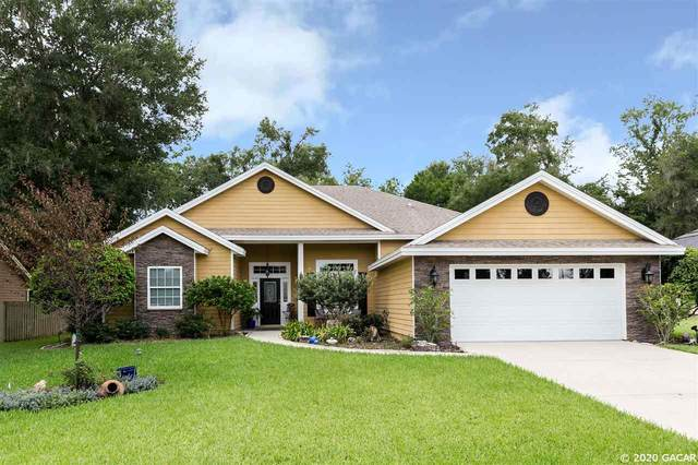 3120 NW 144TH Terrace, Newberry, FL 32669 (MLS #437186) :: Pristine Properties