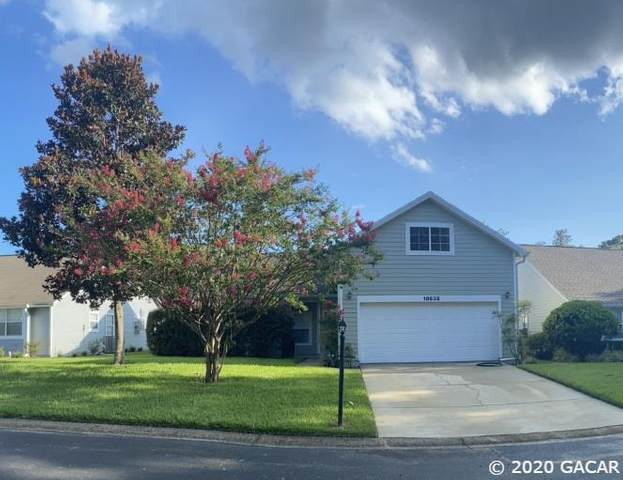 10535 NW 36TH, Gainesville, FL 32606 (MLS #437198) :: Abraham Agape Group