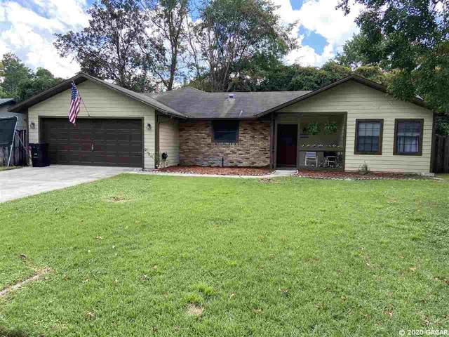 10909 NW 35 Place, Gainesville, FL 32606 (MLS #437217) :: Pristine Properties