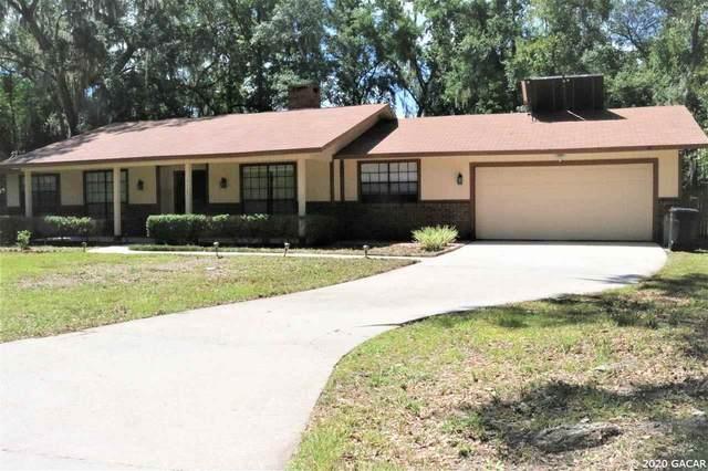 5231 NW 54th Court, Gainesville, FL 32653 (MLS #437219) :: Pristine Properties