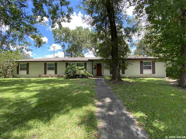 2231 NW 46th Street, Gainesville, FL 32605 (MLS #437228) :: Pristine Properties