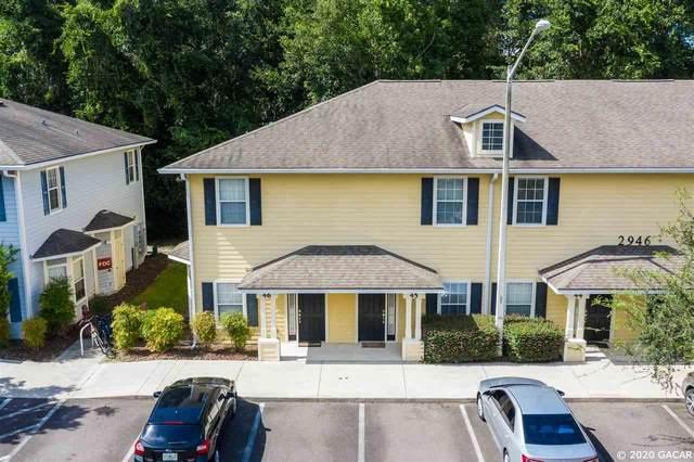 2946 SW 35th Place #45, Gainesville, FL 32608 (MLS #437247) :: Abraham Agape Group