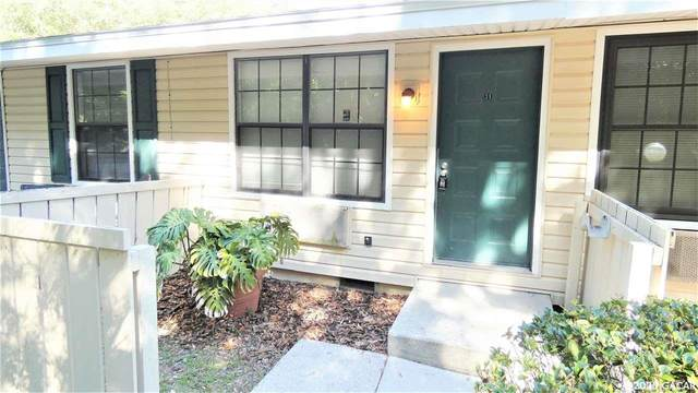2490 SW 14th Drive #31, Gainesville, FL 32607 (MLS #437256) :: Abraham Agape Group