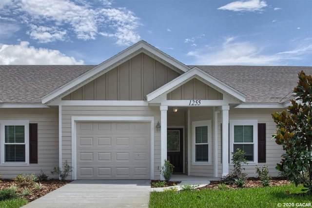 1256 NW 129th Drive, Newberry, FL 32669 (MLS #437319) :: Abraham Agape Group