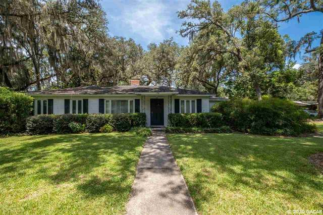 1706 NW 11th Road, Gainesville, FL 32605 (MLS #437329) :: Abraham Agape Group
