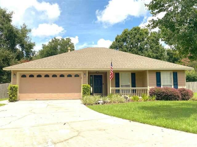 13640 NW 136TH Drive, Alachua, FL 32615 (MLS #437372) :: Abraham Agape Group