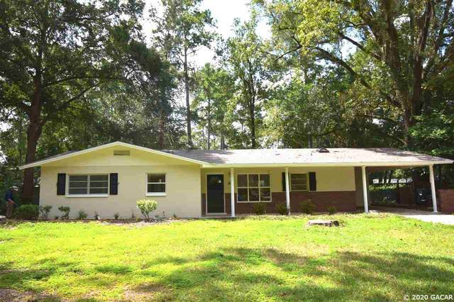 3919 NW 18th Place, Gainesville, FL 32605 (MLS #437390) :: Abraham Agape Group